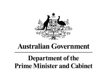Department of the Prime Minister and Cabinet logo