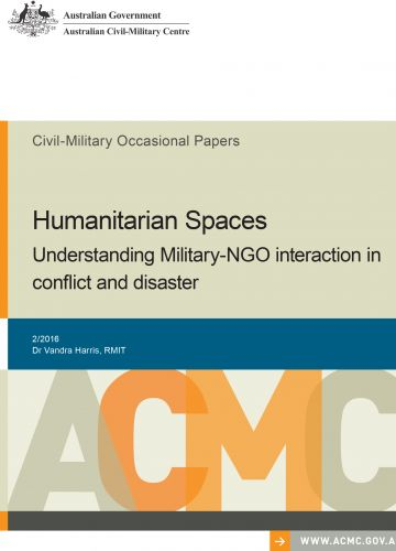 Humanitarian Spaces: Understanding Military-NGO Interaction in Conflict and Disaster