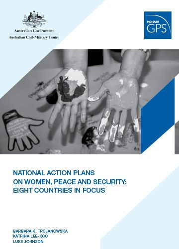 National Action Plans on Women, Peace and Security - Eight Countries in Focus
