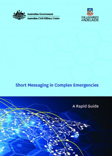 Short Messaging in Complex Emergencies: A Rapid Guide